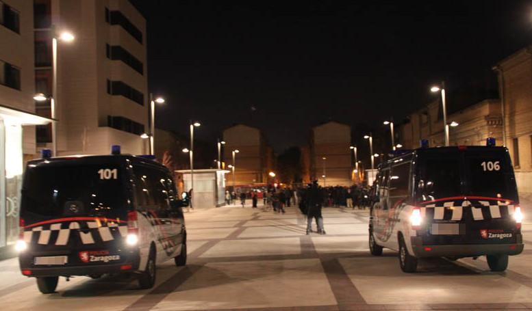 """Zaragoza en Común califica la restitución de la Uapo de """"vuelta al pasado"""" y estima que costará 70.000 euros al Ayuntamiento"""