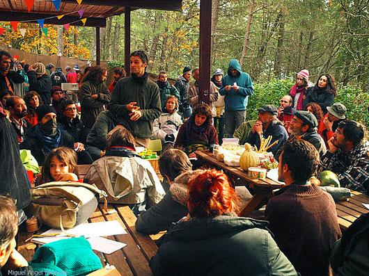 II Encuentro de Rurales Enredadxs en Capdesaso (Huesca)