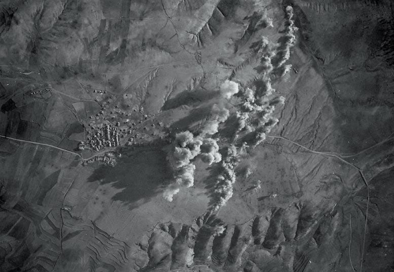 Memoria Histórica: El bombardeo de Alcañiz