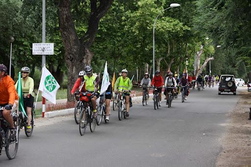 2ª Marcha en bici por el decrecimiento. Del Ebro al Guadiana.
