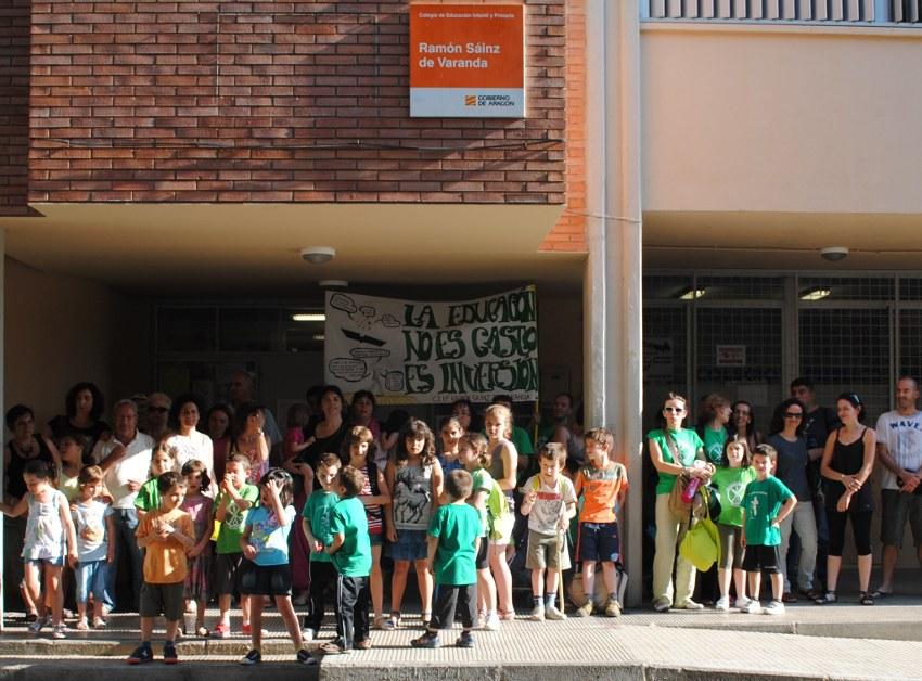Proyecto 'Imagina tu patio': Un caso de Social Design en el CEIP Sainz de Varanda de Zaragoza