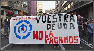 Nuevas citas con la campaña por la Auditoria en Aragón