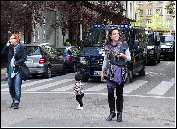 Sindicatos de Aragón denuncian la creciente represión