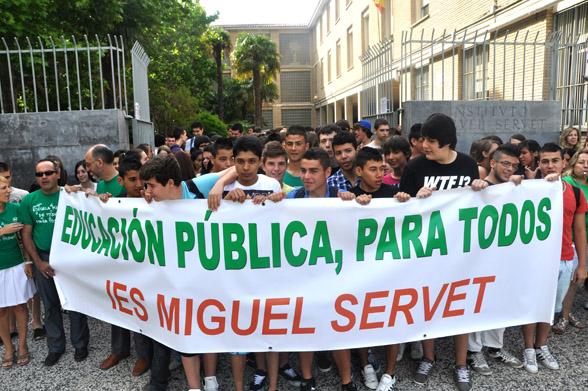 """Marea Verde: """"No vamos a parar, estamos unidos porque el objetivo es común y claro"""", primeras imágenes de los actos de hoy"""