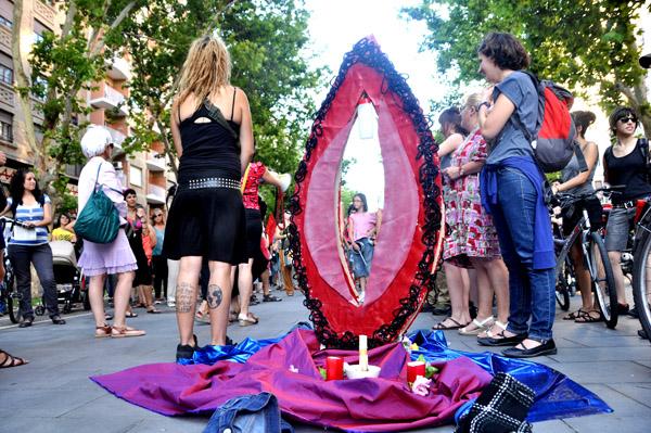 Aire fresco en la Marcha por los Derechos Sexuales y Reproductivos