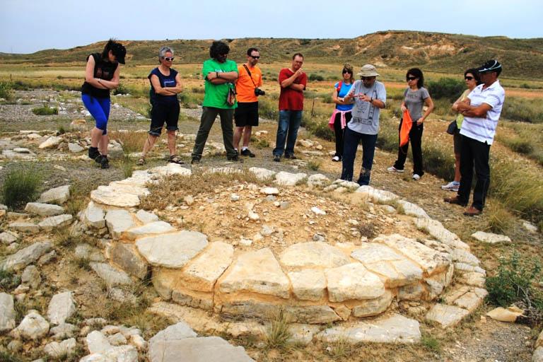 Patrimonio arqueológico: La Codera
