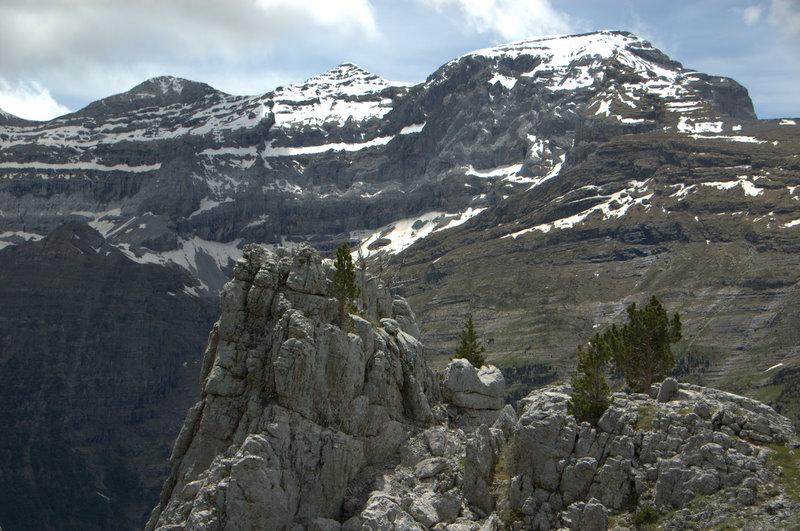 Ordesa y Monte Perdido.