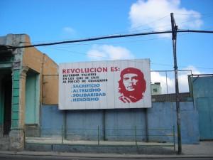 Cartel en La Habana. Foto: Katapim