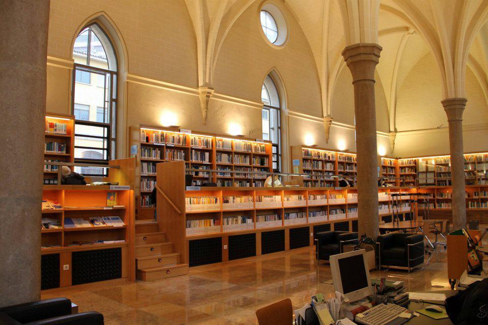 Noticias contradictorias sobre la apertura este verano de la biblioteca del Agua