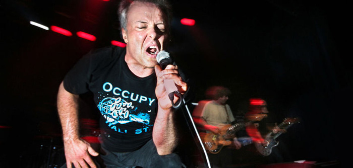 Jello Biafra and the Guantanamo School of Medicine en Zaragoza
