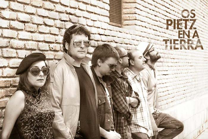 """""""Os pietz en a terra"""" el nuevo disco de Prau"""