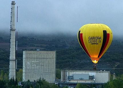 Puyalón: «El cierre de la central nuclear de Garoña es una buena noticia para Aragón»