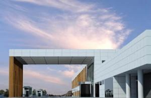 Proyecto del nuevo Hospital de Alcañiz