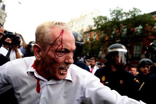 La juez de Madrid remite a la Audiencia Nacional la causa contra los detenidos del #25S