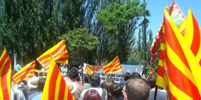 Atro empentón enta l'Aragón trilingüe, unatro más