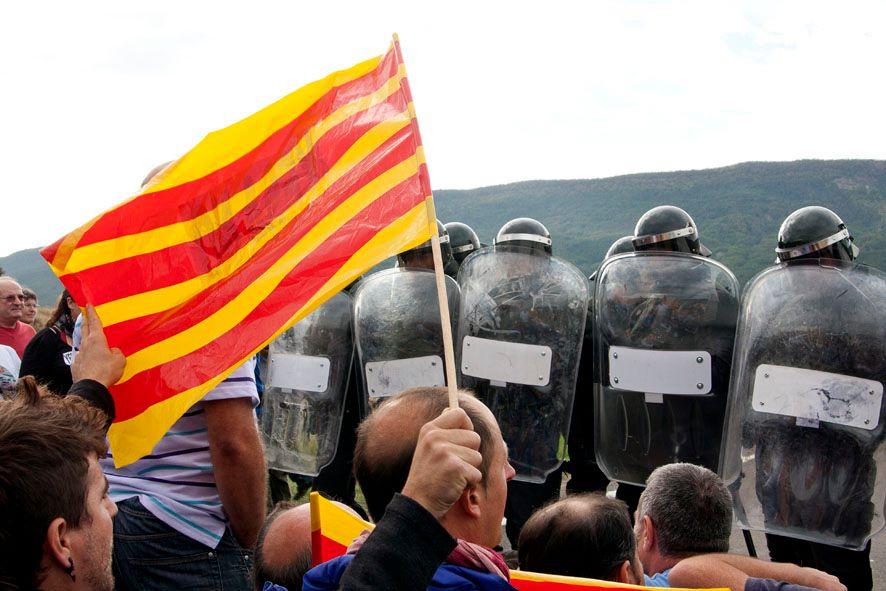 """El Ayuntamiento de Broto pide la absolución para """"Los 8 de Yesa"""""""