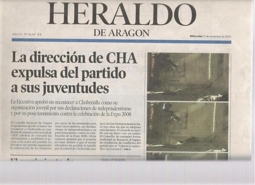 Memoria y dignidad (2004-2008)