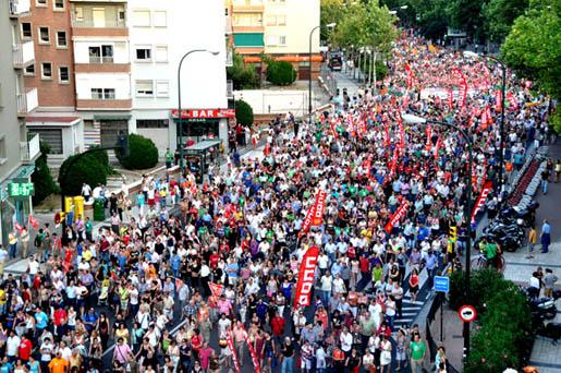 El TSJA autoriza el lema del 1º de mayo en Teruel tras prohibirlo la Junta Electoral