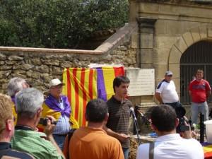 Foto: Foro por la Memoria de Aragón (en Santolaria)