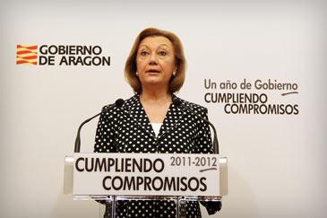 Carta a la Presidenta del Gobierno de Aragón: En defensa de la escuela Pública