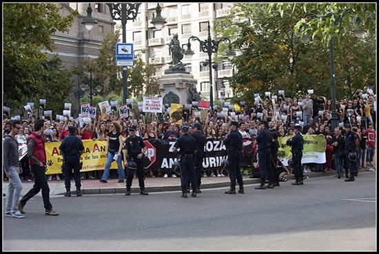 """Unidas pondremos fin al crimen legal de la tauromaquia"""