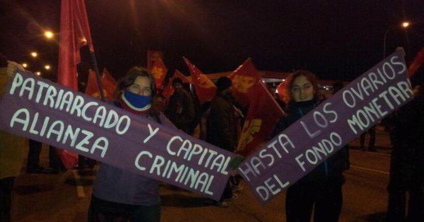 Mujeres en Lucha | Foto: @labrujaveria