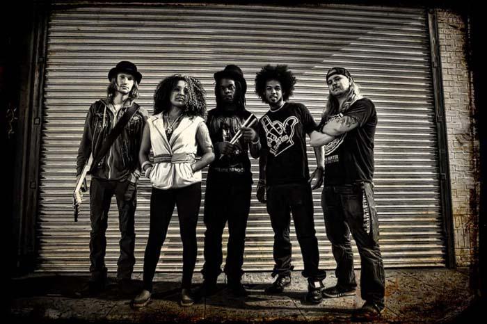 The Memorials, la nueva banda de Thomas Pridgen (ex-Mars Volta) hoy en Zaragoza