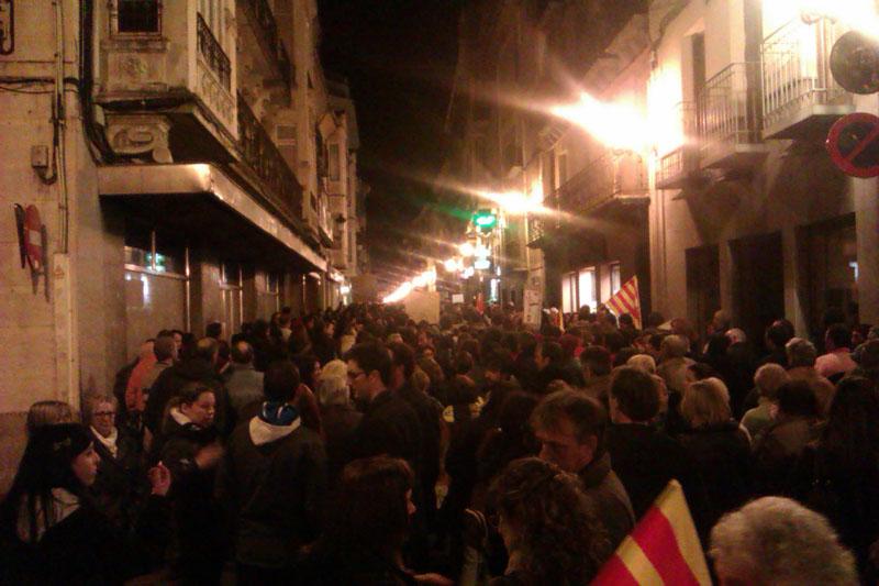 Tímido éxito de la Vada Cheneral en Viello Aragón