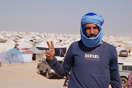 """El Houssine Ndour: """"En cuatro horas independizamos y liberamos el Sahara Occidental"""""""