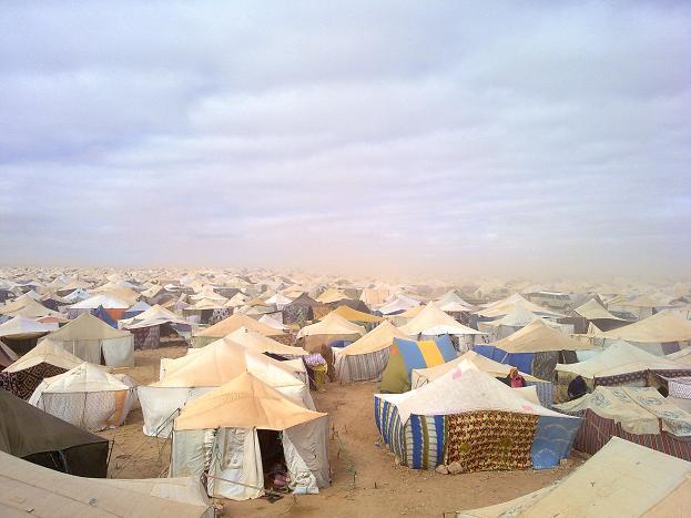 Convocatoria de apoyo ante el próximo juicio militar a los presos políticos saharauis de Gdeim Izik
