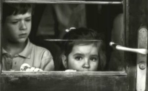"Fotograma de ""Sonrisas robadas"", pieza audiovisual de Social Art (Mediartika)"