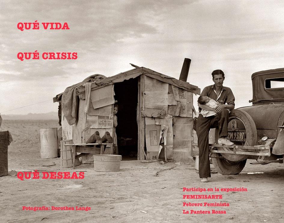 Febrero Feminista y La Pantera Rossa te invitan a participar en la exposición FeminisArte
