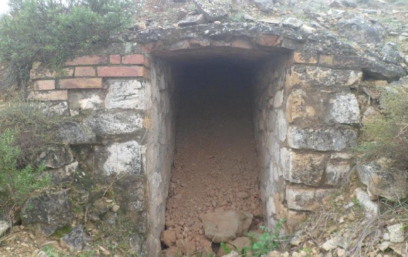 IU denuncia ante el Justicia de Aragón el soterramiento de vestigios históricos de la Guerra Civil en Fraga