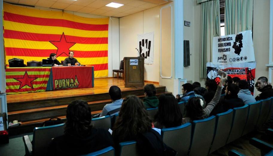 """III Asambleya Nacional de Purna, """"Construyindo un Aragón socialista ta todas"""""""