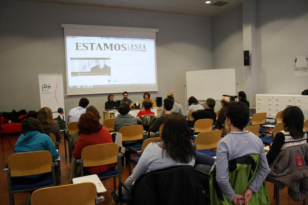 La Federación Aragonesa de Solidaridad exige el cumplimiento de los Derechos Humanos