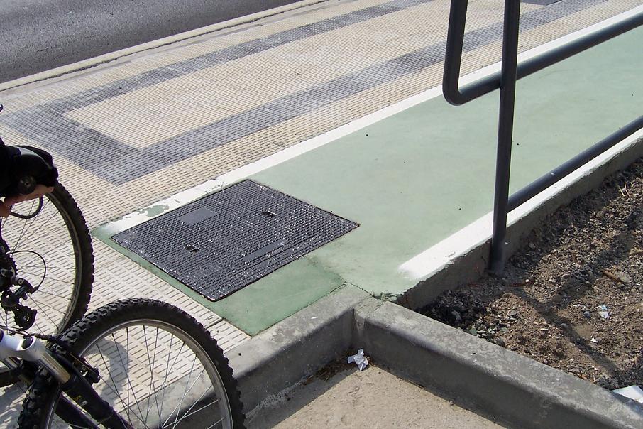 CHA critica la desidia a la hora de ejecutar las obras con acerados y carril bici en Uesca