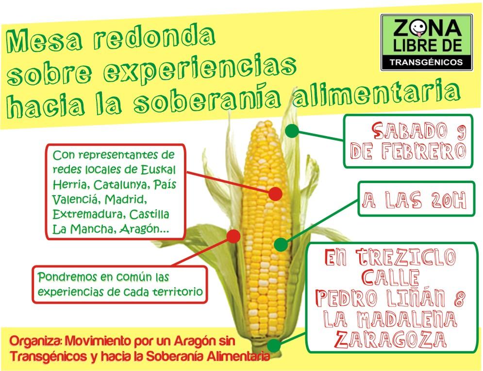 Las experiencias locales por la Soberanía Alimentaria se enredarán este sábado en Zaragoza