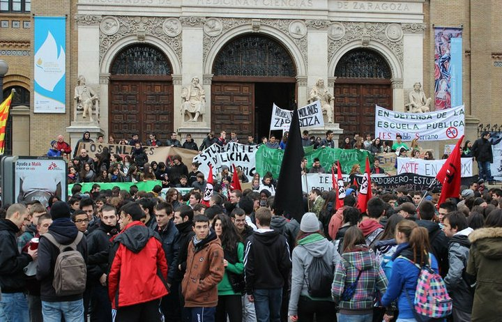 """El FES denuncia que la propuesta para la Reforma Universitaria conduce a una """"Universidad al servicio del Gran Capital"""""""