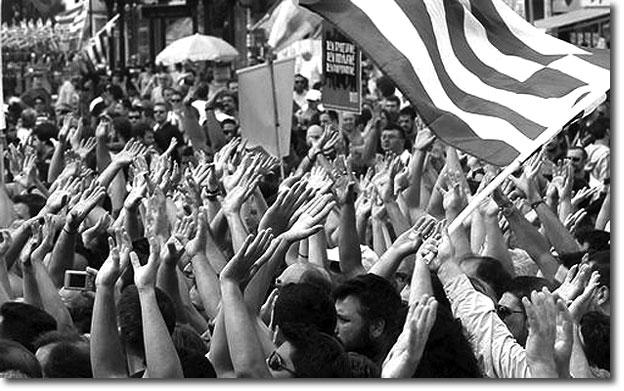 Grecia: la unión de huelgas sectoriales culmina en una huelga general no oficial