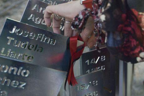 Iniciativa para excluir de ayudas públicas a los ayuntamientos aragoneses que incumplan la Ley de Memoria Histórica