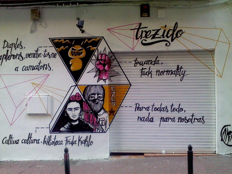 ¡Ven a la Biblioteca Frida Kahlo y cultiva cultura!