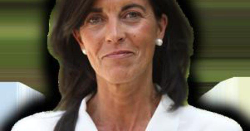María José Ferrando diputada del PP