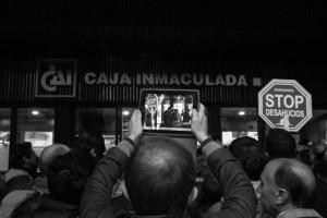 Foto: Stop Desahucios Zaragoza