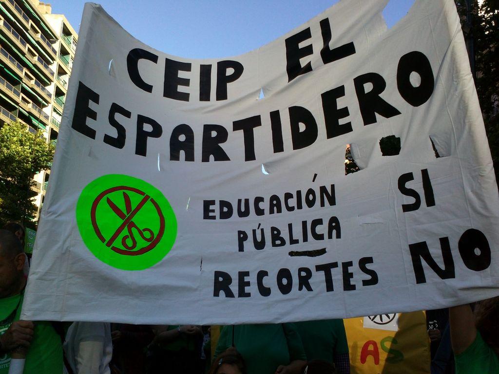 Jornadas prácticas sobre bilingüismo en el CEIP El Espartidero de Santa Isabel