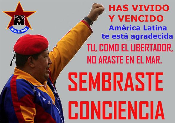 """James Petras: """"Chávez va a entrar a la historia a la altura de Artigas, Martí o Bolívar"""""""