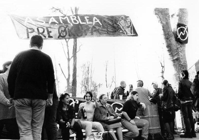 """Cincomarzada 2013: """"Defendamos lo público"""""""