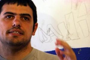 Enric Durán. Foto: David Fernández (Diagonal)