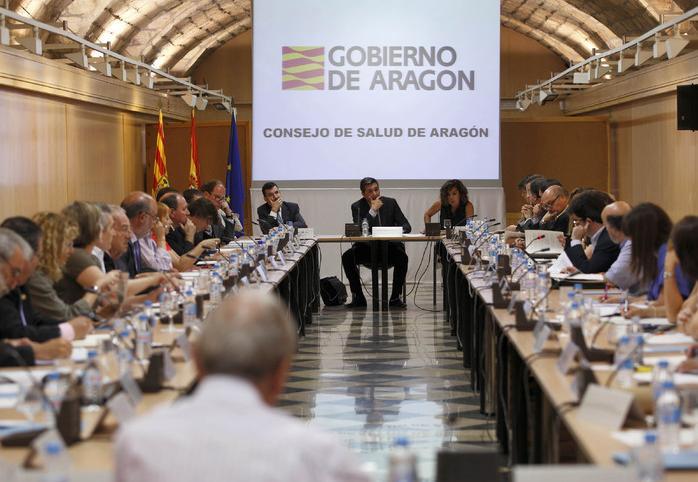 El Foro de Presidentes de los Consejos de Salud de Aragón rechaza el copago sanitario de recetas por su injusticia e inmoralidad