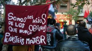 """CNT Zaragoza: """"Delegación de Gobierno prevaricó con la orden de desalojo de la sede de Delicias, por eso emprenderemos las acciones legales oportunas"""""""