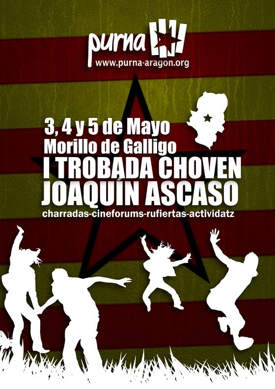 "Convocada la I Trobada Choven ""Joaquin Ascaso"" en Morillo de Galligo"